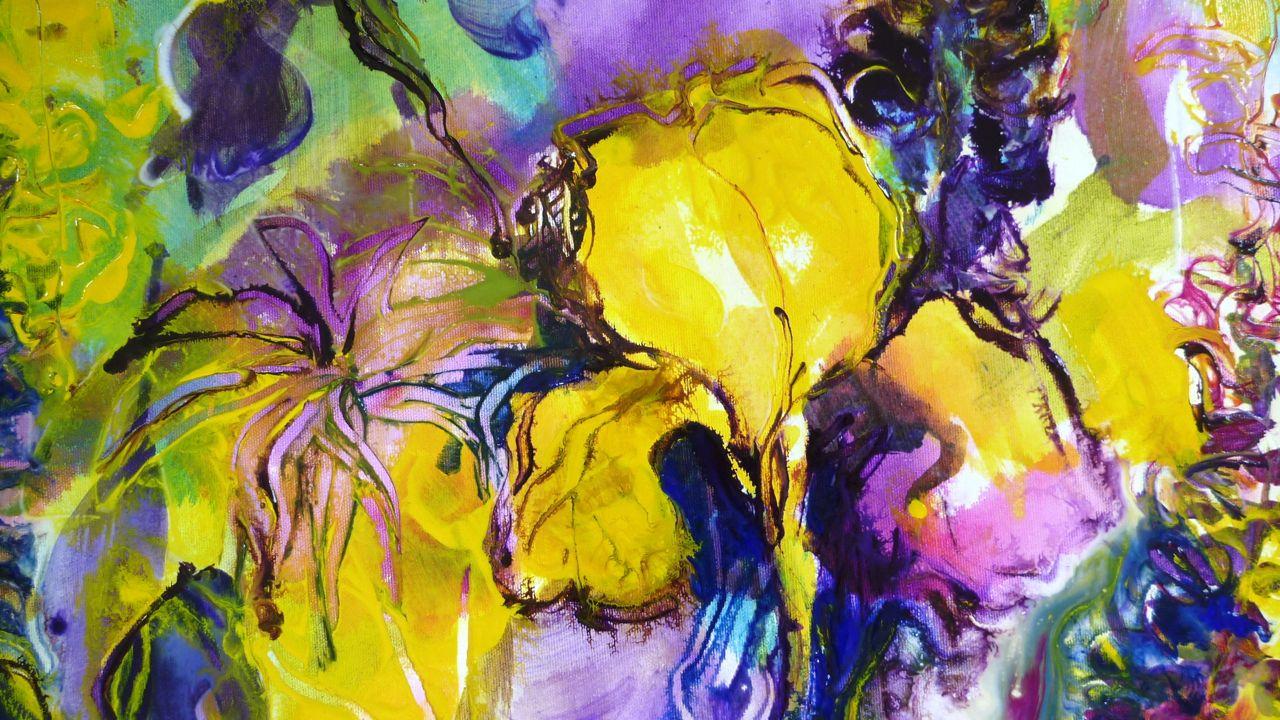 Painting Tutorial Flora Doehler